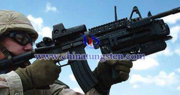 tungsten alloy rifle grenade picture