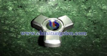 Tungsten Alloy Trifoliate Hand Spinner