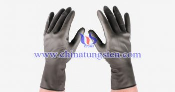 tungsten polymer glove picture