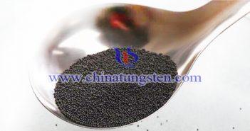 tungsten polymer granule picture