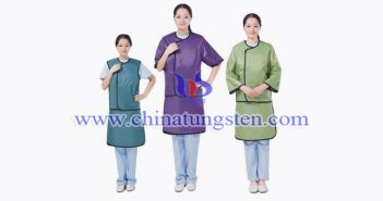 tungsten polymer protective clothing picture