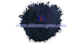cesium tungsten oxide nano powder applied for thermal insulation coating image