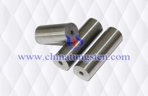 high specific gravity tungsten alloy cylinder picture