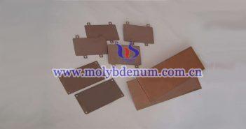 molybdenum copper sheet image