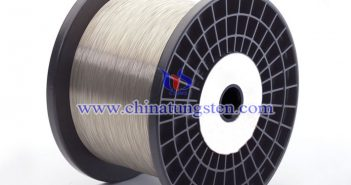 molybdenum lanthanum alloy wire for WEDM picture