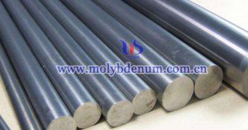 molybdenum lanthanum rod image