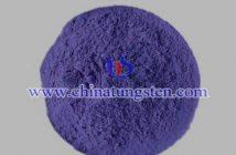 nano cesium tungsten oxide powder applied for ceramic microsphere image