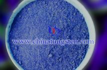 nano cesium tungsten oxide powder applied for nano-ceramic dispersion solution image