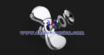 tungsten alloy fidget spinner for decompression picture