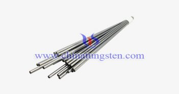 tungsten alloy round bar picture