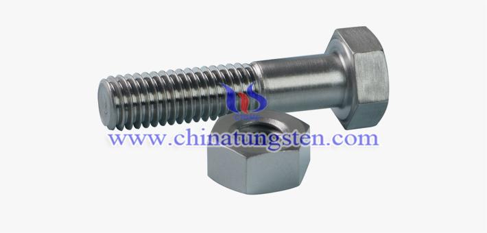 tungsten alloy screw picture