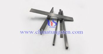 ultralong tungsten alloy bar picture
