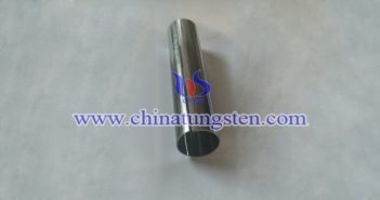 ASTM B777-15 class4 tungsten alloy tube picture