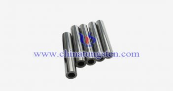 high density tungsten alloy tube picture