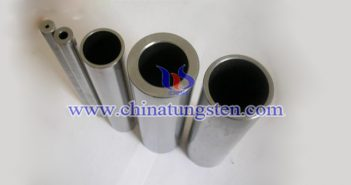 high quality tungsten alloy tube picture