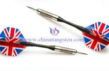 tungsten alloy darts picture