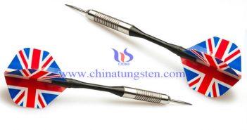 tungsten alloy darts picture