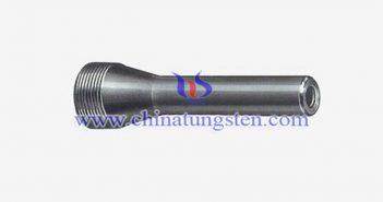 tungsten alloy heterogenic tube picture