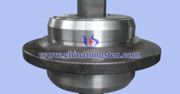 tungsten carbide cutter for shield tunneling machine picture