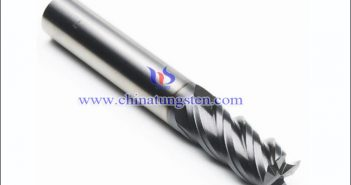 tungsten carbide milling cutter picture