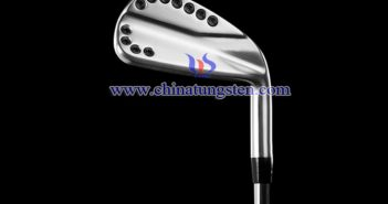 tungsten golf club picture