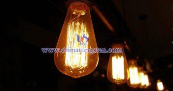 tungsten lamp picture