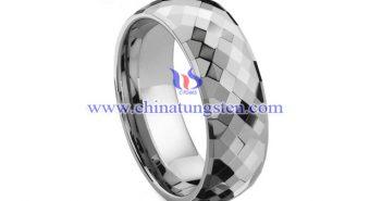 tungsten steel ring picture