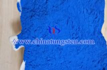cesium doped tungsten oxide nanopowder applied for thermal insulation film image