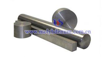 ground molybdenum rod image