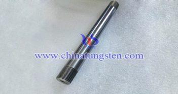 tungsten alloy oil drilling tube picture