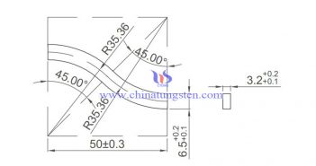 tungsten carbide helical tips picture