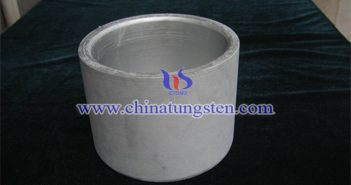 tungsten crucible picture