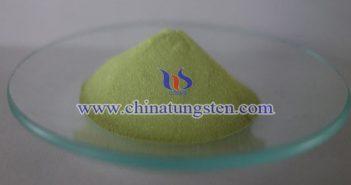 tungsten trioxide pictures