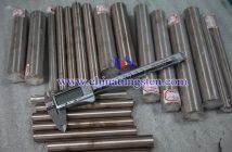 Ø10x200mm tungsten copper rod picture