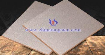 W80 Tungsten Copper Plate Picture