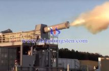 US Navy test fires futuristic railgun picture