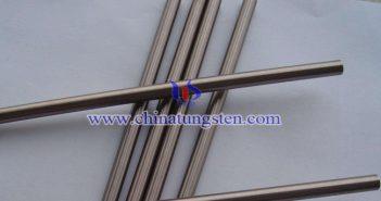 W65 tungsten copper rod picture