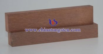 Tungsten Copper Electrode for Arrester Picture