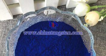 nano grain size cesium tungsten oxide applied for heat insulating window glass image