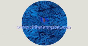 nano grain size cesium tungsten oxide applied for nano-ceramic color master image