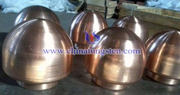 Tungsten Copper Die Casting Mold Picture