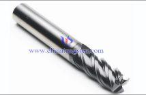 tungsten carbide milling cutter picture