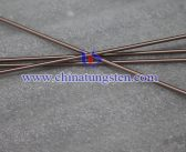 Pulse Arc Tungsten Copper Electrode
