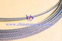 stranded tungsten wire image