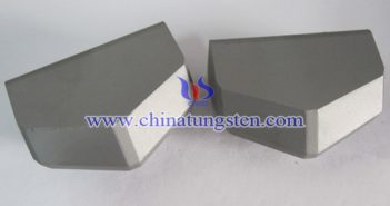 tungsten carbide shield blade picture