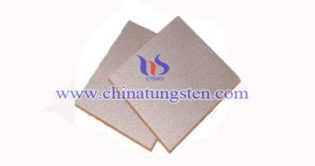 tungsten copper plate image