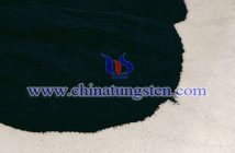 cesium tungstate applied for coating glass image