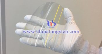 CsxWO3 film applied for near-infrared shielding material picture