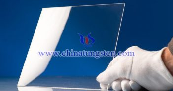cesium tungsten bronze applied for transparent conductive thin film picture