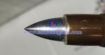 Green Bullet: Tungsten Alloy Bullet
